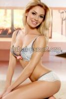 The Very Alluring Adorable And Shapely Blonde Escort Tori Dubai - 1